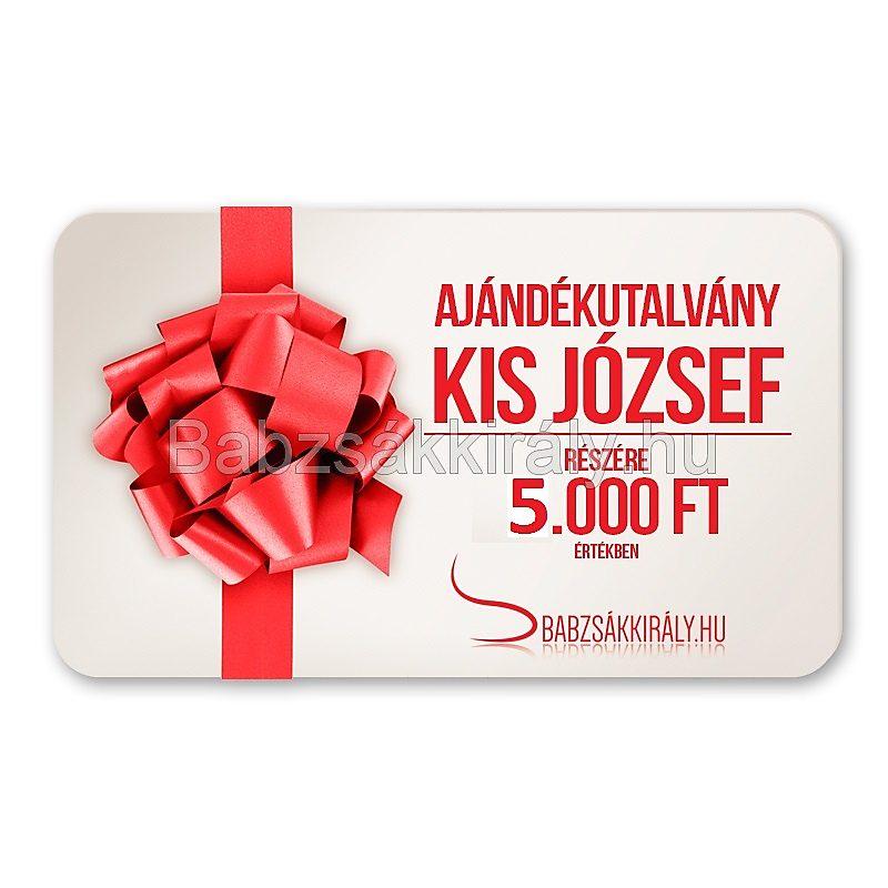 Vásárlái utalvány 5.000 Ft - Vásárlási utalvány - Babzsákkirály.hu 7942989a81